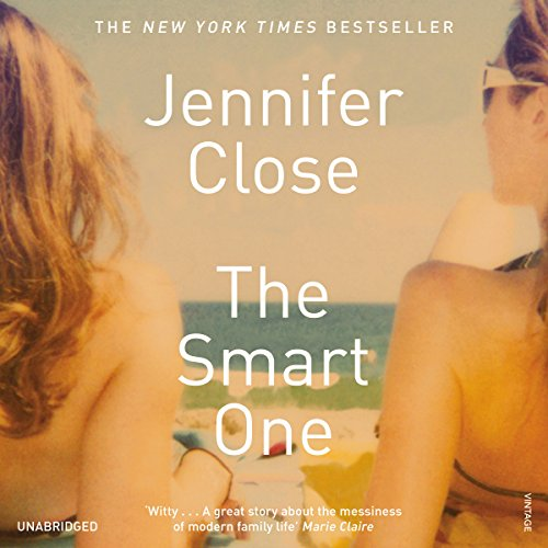 The Smart One audiobook cover art