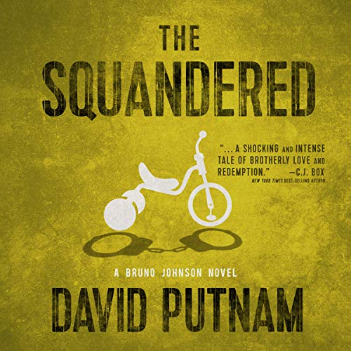 The Squandered audiobook cover art