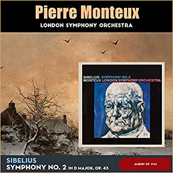Jean Sibelius: Symphony No. 2 In D Major, Op. 43 (Album of 1961)