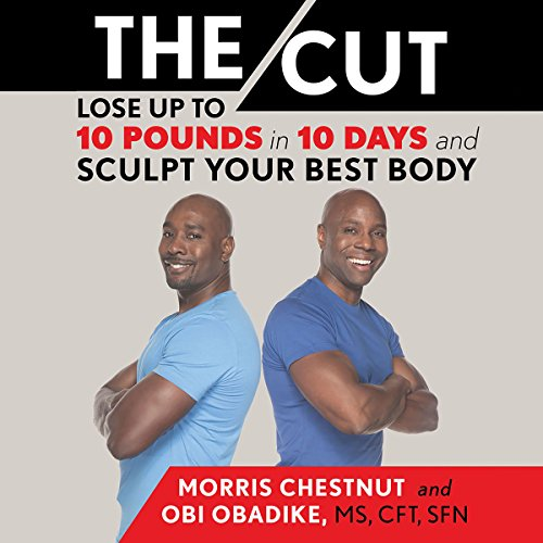 The Cut audiobook cover art