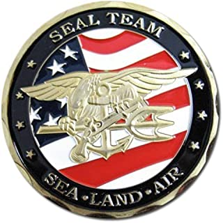 Best Navy Seal Challenge Coin Of 2020 Top Rated Reviewed
