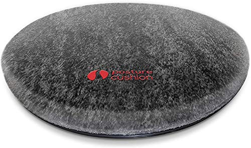 Posture Cushion 360 Rotating Memory Foam Swivel Cushion