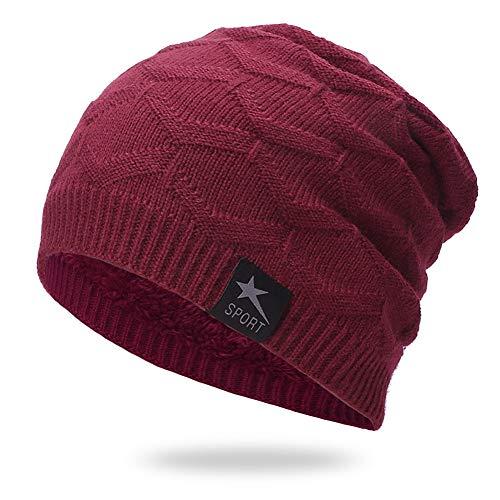 Beanie-Mütze, lässig, atmungsaktiv, Thermo-Baumwolle, Sportmütze, Kopfbedeckung, Outdoor, Frühling, Herbst, Bekleidung Zubehör