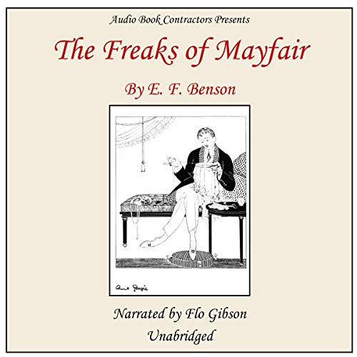 The Freaks of Mayfair cover art