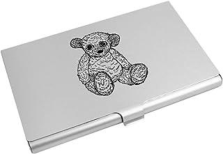 Azeeda 'Teddy Bear' Business Card Holder / Credit Card Wallet (CH00013252)