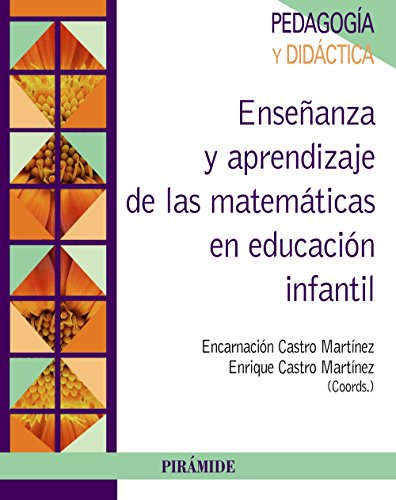Enseñanza y aprendizaje de las matemáticas en educación infantil (Psicología)