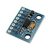 Módulo electrónico GY-291 ADXL345 de 3 ejes gravedad de inclinación del módulo del sensor de...