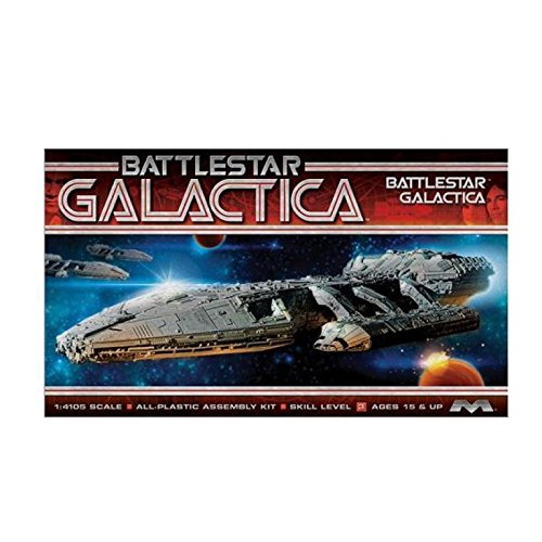 Moebius BSG Echelle 1 : 4105 Kit Classique Battlestar Galactica