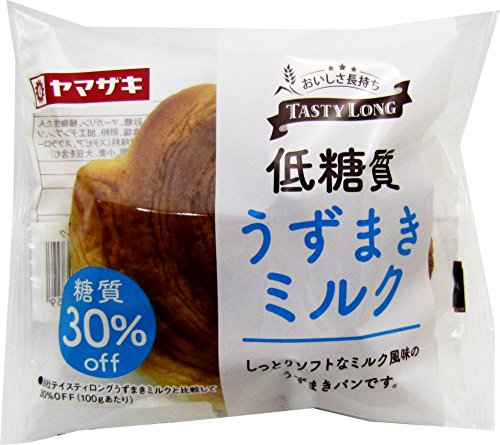 テイスティロング 低糖質うずまき ミルク 12個セット
