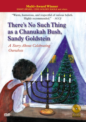 Theres No Such Thing As Chanukah Bush-Sandy Goldst