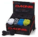 Dakine Cordones de repuesto para botas de snowboard, color negro