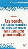 Les panels - Outils incontournables des études de marché dans l'industrie pharmaceutique