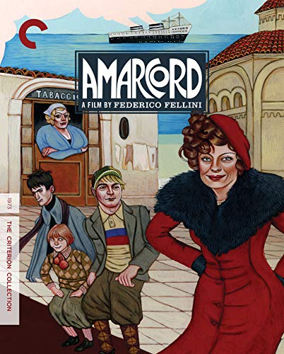 Amarcord (The Criterion Collection) [Blu-ray]