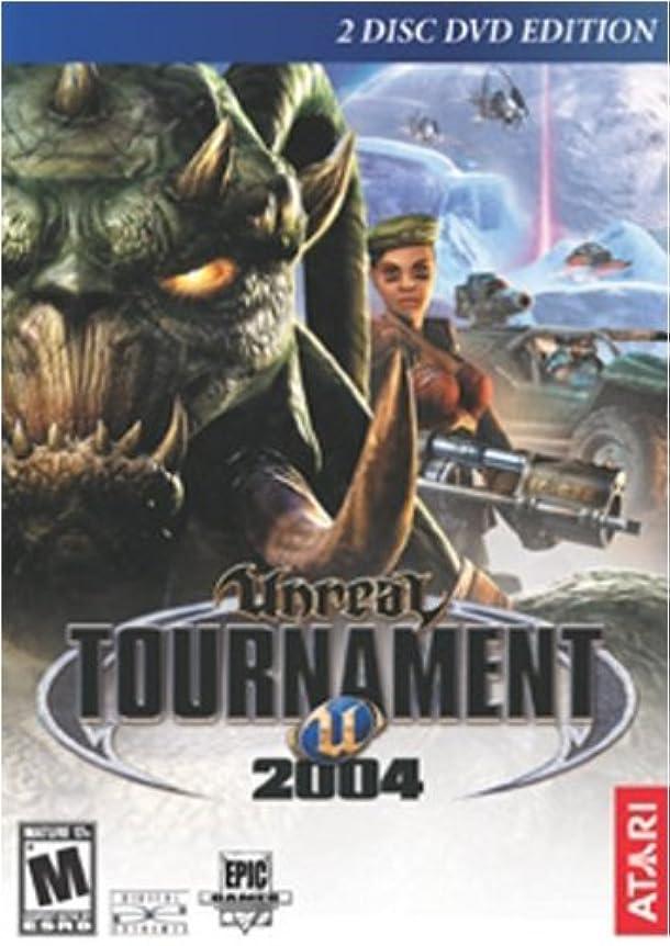 抜け目のないセクションすべてUNREAL TOURNAMENT 2004 通常版