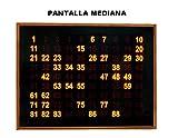 Pantalla Mediana Bingo ELECTRÓNICO