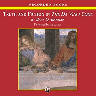 Truth and Fiction in The Da Vinci Code audiobook cover art