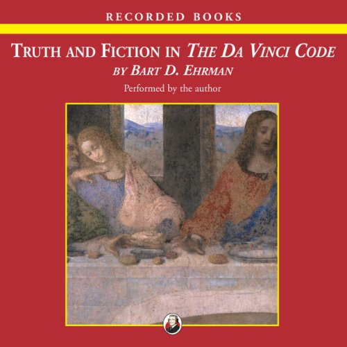 Couverture de Truth and Fiction in The Da Vinci Code