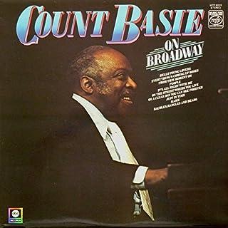 COUNT BASIE On Broadway UK LP
