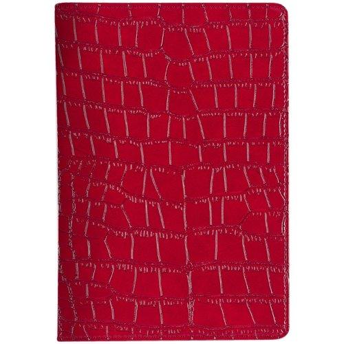 LightWedge trends beschermhoes voor tablet, rood