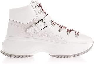 Hogan Luxury Fashion Womens HXW4350CA30LPZ0351 White Hi Top Sneakers | Fall Winter 19