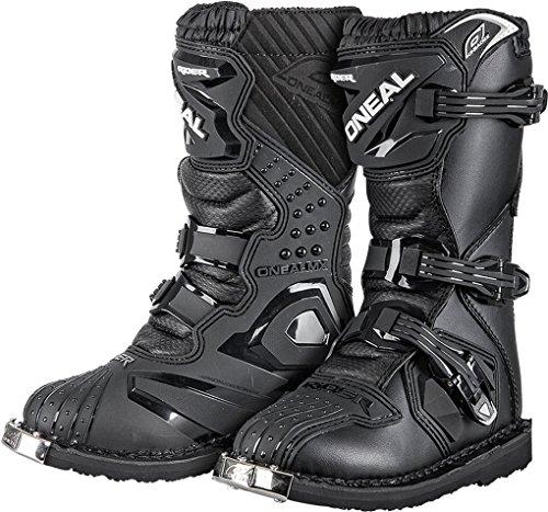 O'NEAL Kids Motocross-Stiefel Rider Schwarz Gr. 35