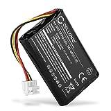 CELLONIC® Batería de Repuesto 010-12110-003 361-00077-10 616-00077-00 616-00077-10 Compatible con Garmin Zumo 595LM Zumo 590LM, 1800mAh Accu GPS Pila sustitución Battery