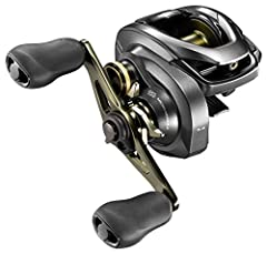 SUPERIORITY – The Curado DC low-profile reel is the most advanced of all Curado models. Augmented with Shimano's all new Digital Control Braking System that builds on the Curado's legacy of durability, dependability, and versatility CAST SMARTER – Sh...