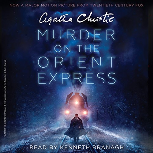 Murder on the Orient Express [Movie Tie-in] cover art