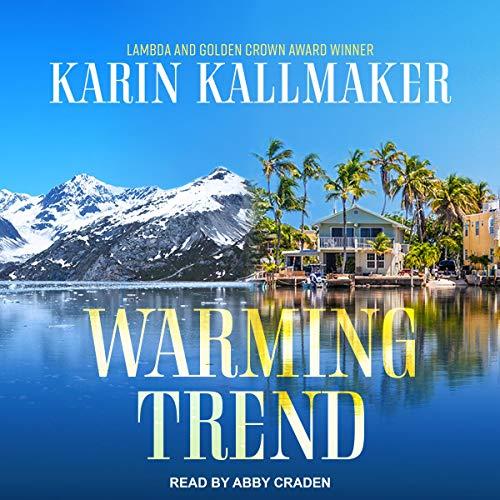 Warming Trend audiobook cover art