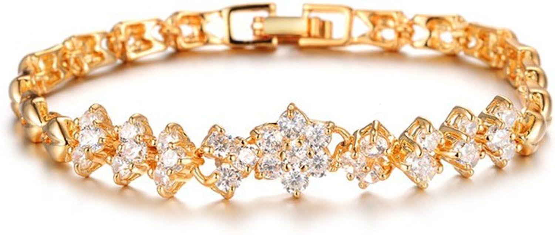 SaySure - Bracelet Wedding Accessories Gold Gold Gold Plated Bracelets B0171CIGUU  Zu einem erschwinglichen Preis a386b7