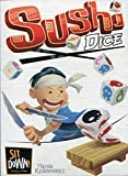 Sit Down! SIT0010G Jeu de dés à Sushi