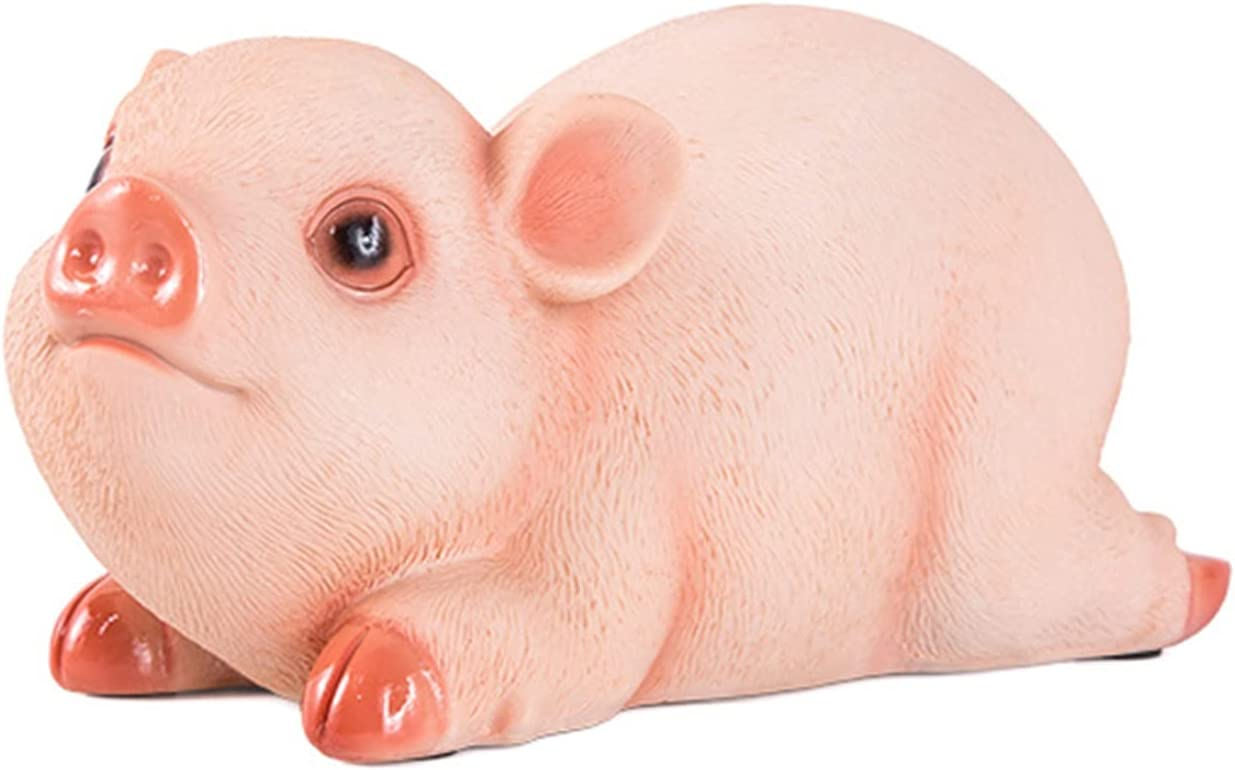 LIAN Cute Pig Piggy Bank Adult Gift H Souvenir Creative Children Safety and trust High quality new