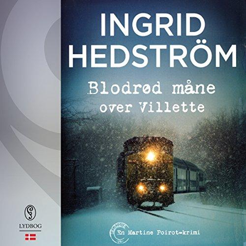 Blodrød måne over Villette audiobook cover art