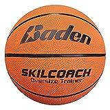 Baden SkilCoach Oversized 35-Inch Rubber Training Basketball
