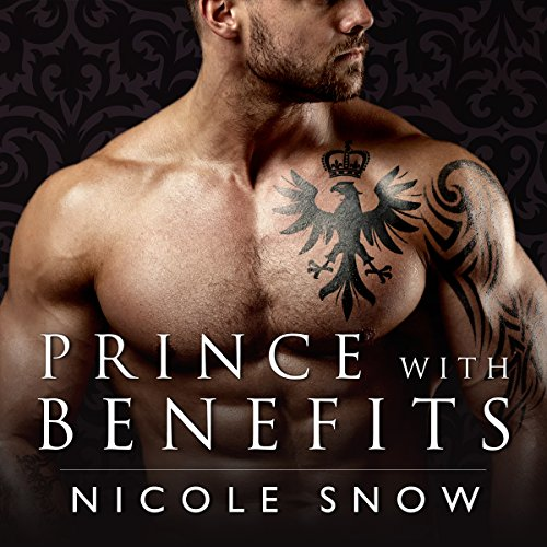 Prince with Benefits audiobook cover art