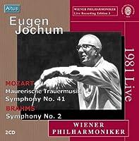 ブラームス:交響曲第2番  ほか (2CD)