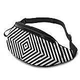 XCNGG Bolso de la Cintura del Ocio Bolso Que acampa Bolso del montañismo Waist Pack Bag for Men&Women, Seagull Utility Hip Pack Bag with Adjustable Strap for Workout Traveling Casual Running