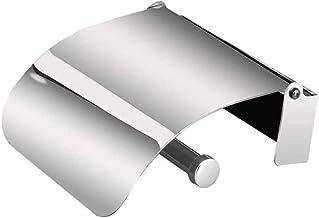 XYZMDJ Roestvrijstalen papieren handdoekhouder - zelfklevende huishoudelijke wandmontage in de badkamer rolhouder