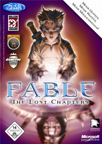 Fable: The Lost Chapters [Importación alemana]