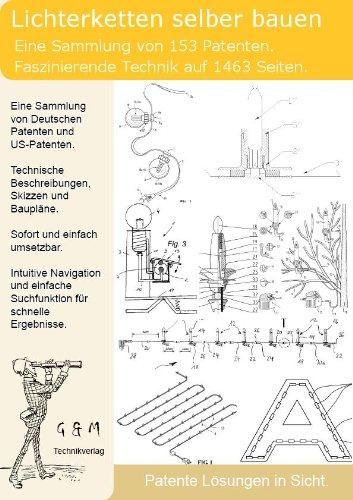 Lichterketten selber bauen: 1463 Seiten Patente zeigen wie es geht!