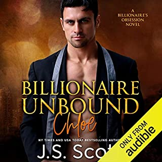 Page de couverture de Billionaire Unbound: The Billionaire's Obsession - Chloe