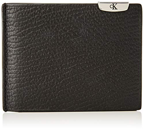 Calvin Klein Men's Wallets, Black, One Size