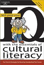 Test Prep Your IQ Cultural Literacy, 1E (Arco Test-Prep Your IQ with the Essentials of Cultural Literacy)