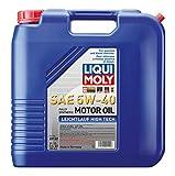 Liqui Moly Leichtlauf (Low Friction) High Tech Motor Oil 5W-40, 20L