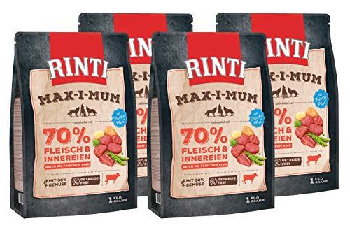 RINTI MAX-I-MUM Rind 4x1kg