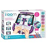 Style Me Up i-Loom Friendship Bracelet Kit, Weaving and Knitting Set for Jewelry (Purple)