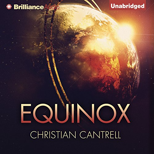 Equinox audiobook cover art