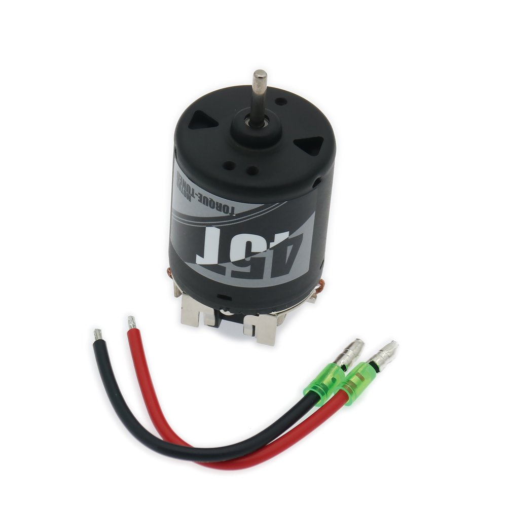 RC Motor 540 45T Brushed Motor for 1/10 RC Scale Car Boat Tr