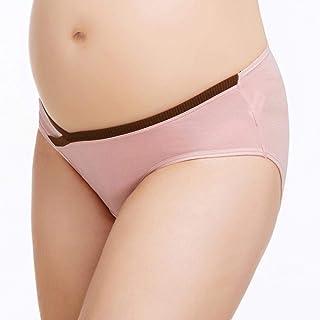 Am /_ Eg /_ Schwangerschaft Hohe Taille Slip Dehnbar Baumwolle Unterwäsche N