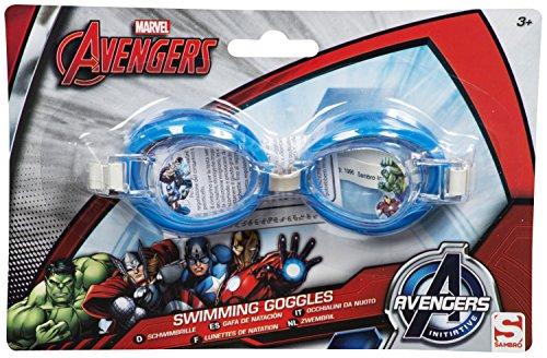 Lunettes de natation les Vengeurs: Iron Man